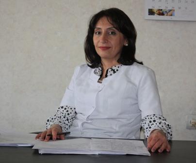 Մարինե Ներսեսյան<br /> 2-րդ բաժանմունքի վարիչ