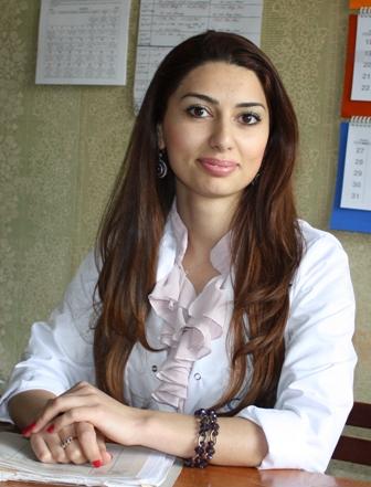Ադելաիդա Գևորգյան <br /> Արտահիվանդանոցային հոգեբուժության ծառայության ղեկավար