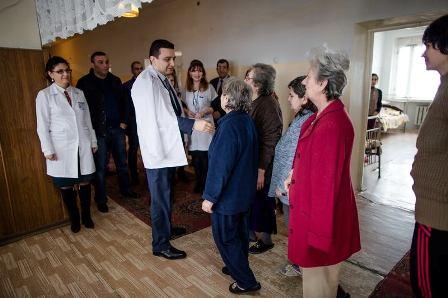 ՀՀ առողջապահության նախարար Արմեն Մուրադյանն անակնկալ այցելեց ՀՀ ԱՆ «Ավան» հոգեկան առողջության կենտրոն